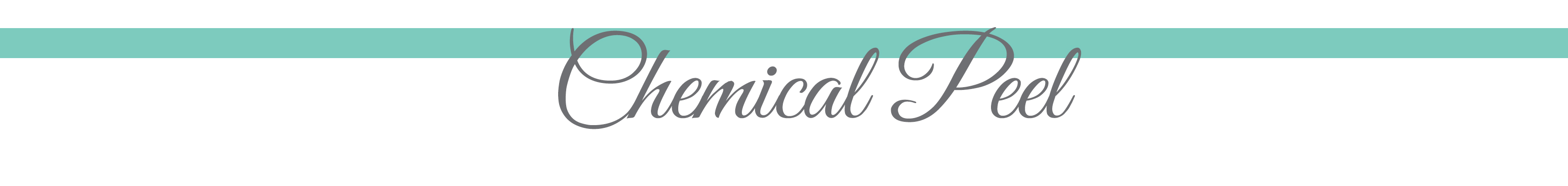 2. CHEMICAL PEEL